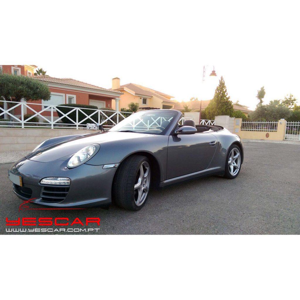 Yescar Porsche 997 CARRERA 4S CABRIO
