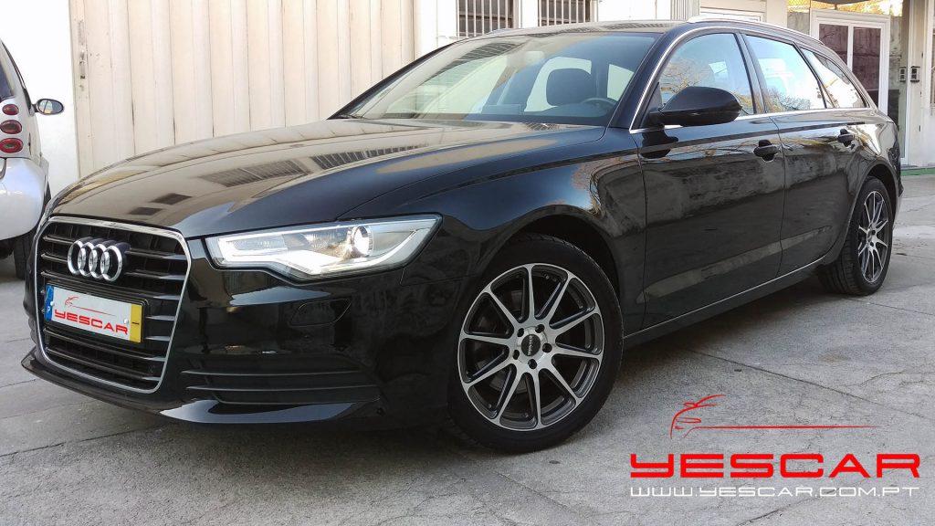 YESCAR Audi A6 Avant