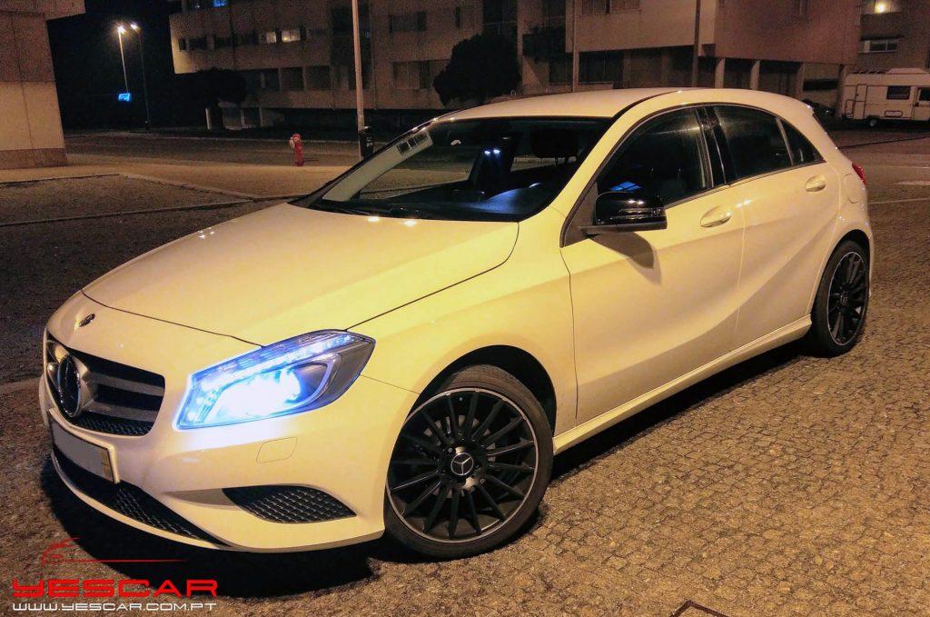 YESCAR Mercedes Benz Classe A 180 AMG 5p
