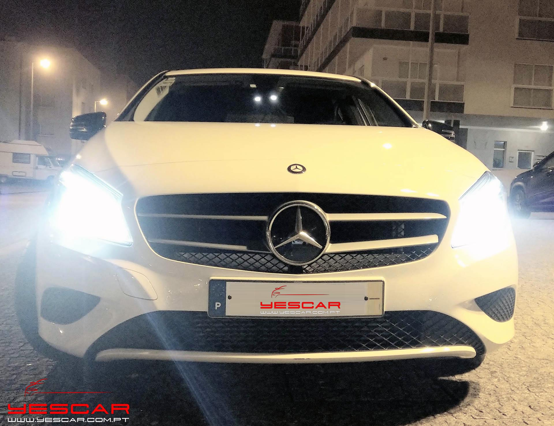 YESCAR Mercedes Benz Classe A 180 AMG 5p