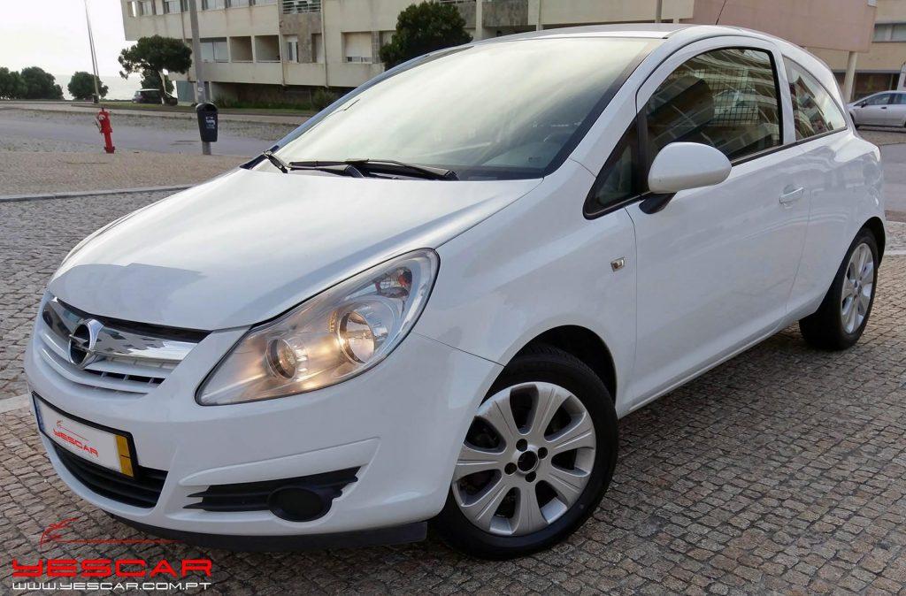 YESCAR Opel Corsa Van CDTi Comercial