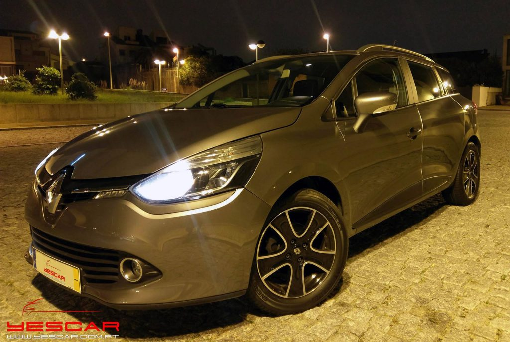 YESCAR Renault Clio SW 1.5 DCi