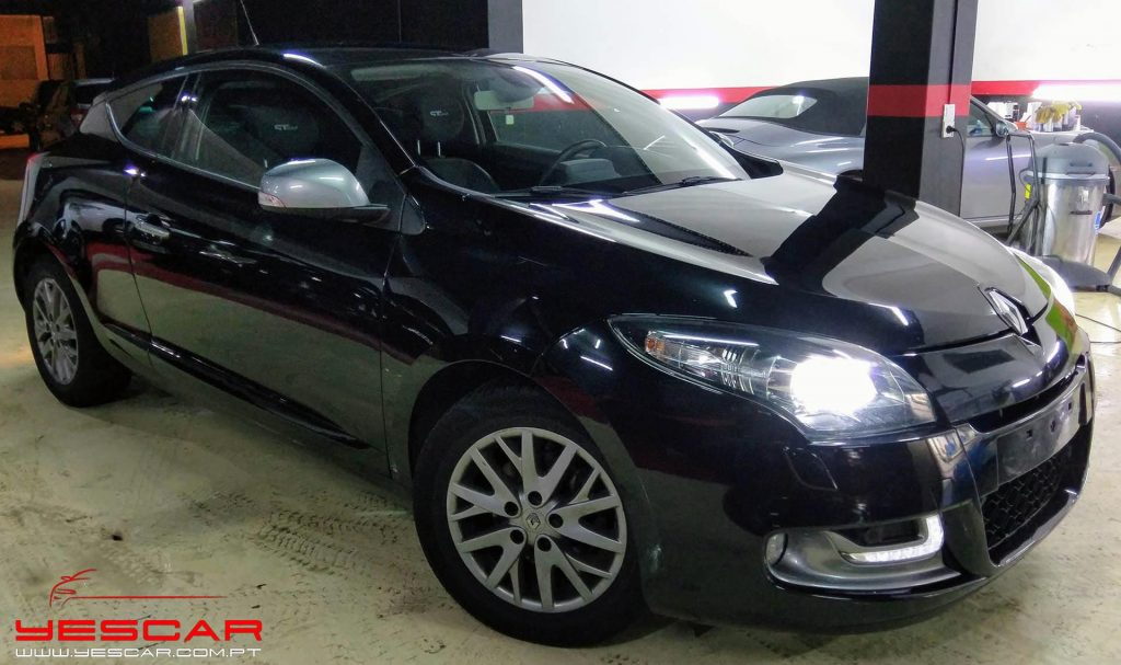 Yescar Renault Mégane Coupe 1.5 DCI GT LINE