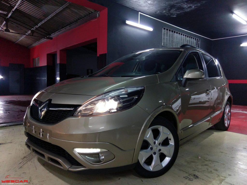 YESCAR Renault Scenic XMOD