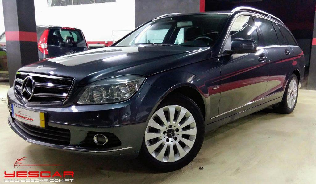 Yescar Mercedes Benz C200 Cdi SW