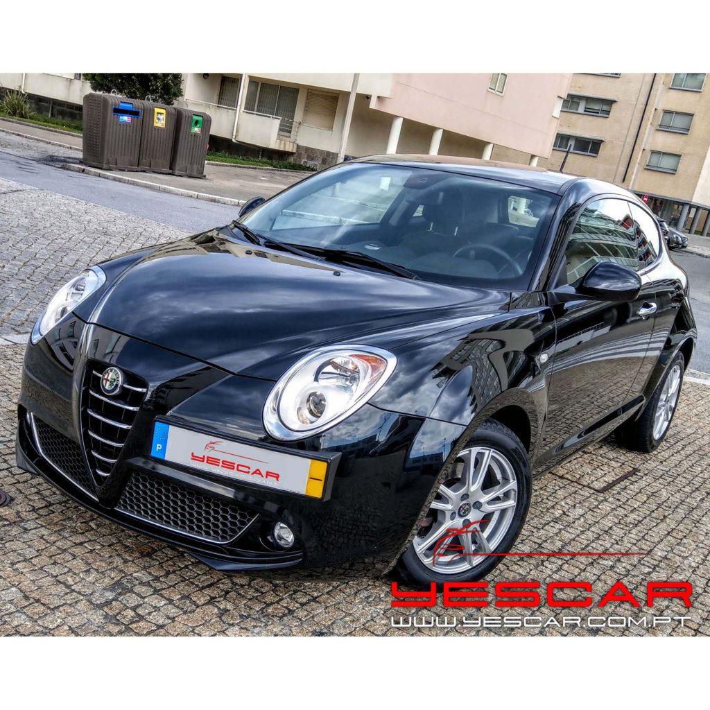 Yescar Alfa Romeo Mito spec Edição Limitada DNA