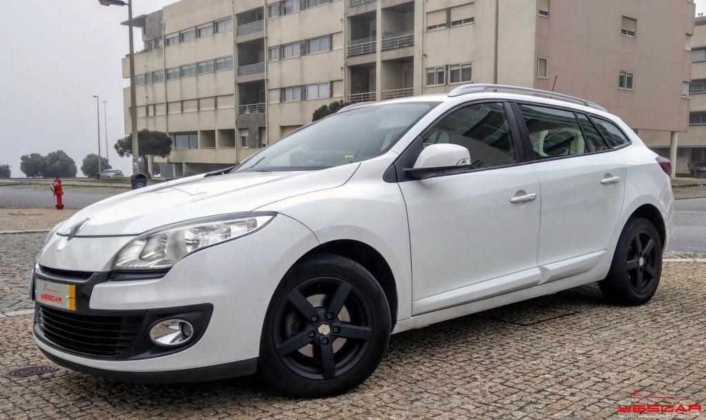 yescar Renault Megane Break dCi