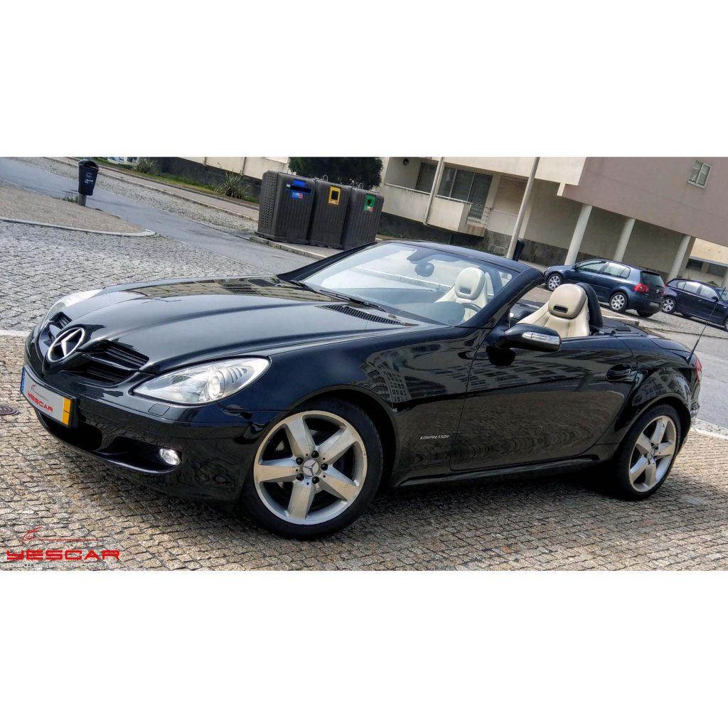 YESCAR_Mercedes_SLK 1,7L 163cv
