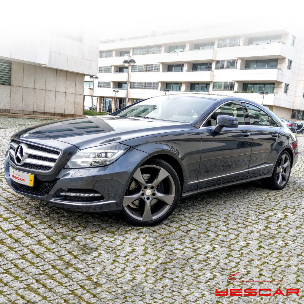 Mercedes Benz CLS 350 Full Extras Yescar Automóveis