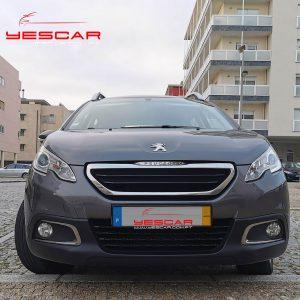 Peugeot 2008 eHDI #YESCAR Automóveis - o seu stand de viaturas premium selecionadas, na Rua António Enes nº 51 - Porto