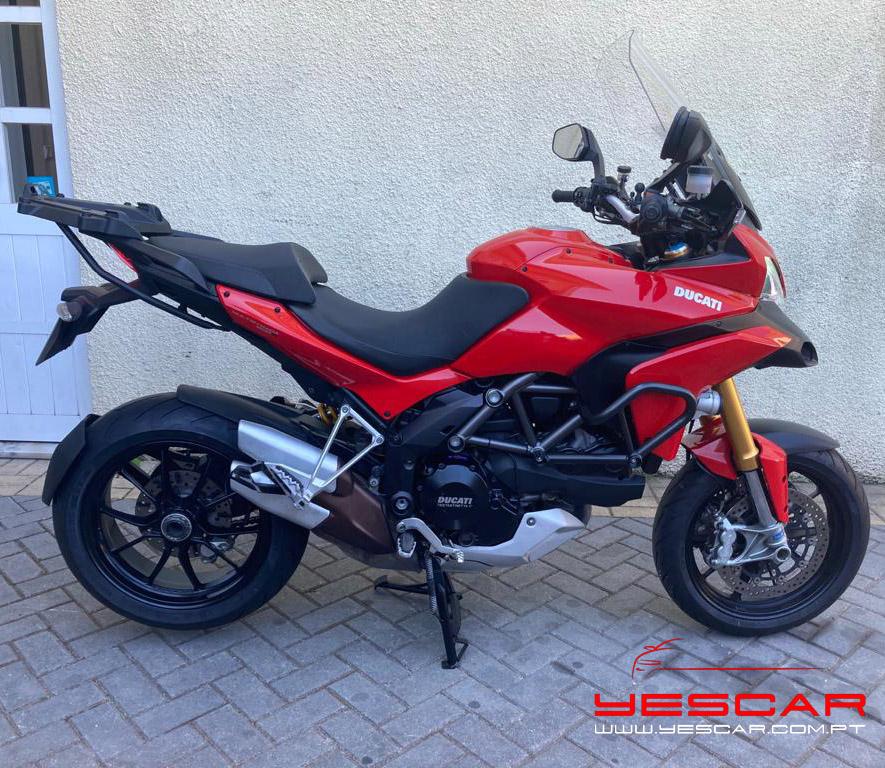 Ducati Multistrada 1200S YESCAR automóveis
