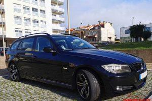 BMW 318 Touring YESCAR automóveis Rua António Enes 51, Porto